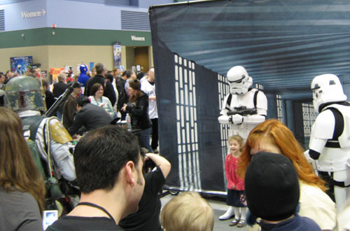 ECCC 2010 Picture with the 501st