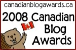 Canadian Blogger Awards