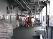 Hwa Cheon lower deck walkway