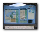 Boundary Bay - Information Sign