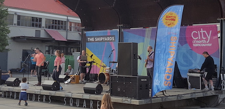The Synthetics at The Shipyards